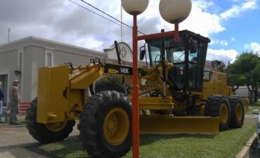 Nuevas maquinarias para el Municipio de Federal