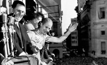 Día de la Lealtad Peronista, la movilización de los trabajdores