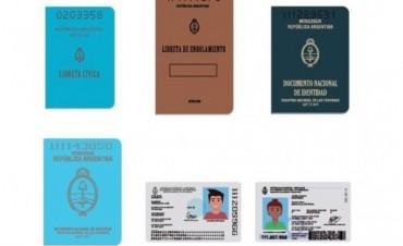 Documento válido para votar en las elecciones del 22 de octubre