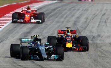 Hamilton ganó en Estados Unidos y quedó más cerca del título de la Fórmula 1