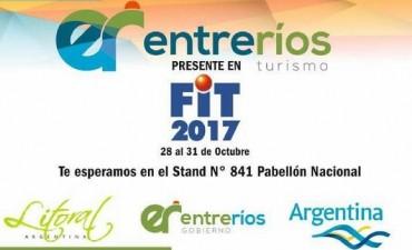Federal presente en la Feria Internacional de Turismo.