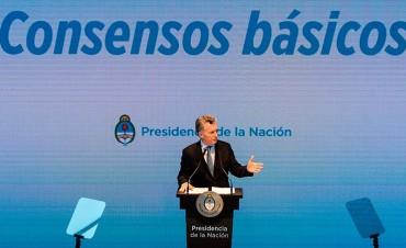Macri lanzó su propuesta de