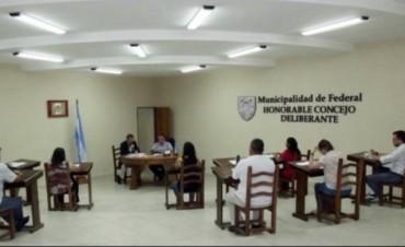 Se aprobó la compra de utilitarios por parte del Municipio a Enersa.