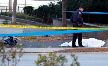 Pánico en Nueva York: vehículo embistió y mató a varias personas