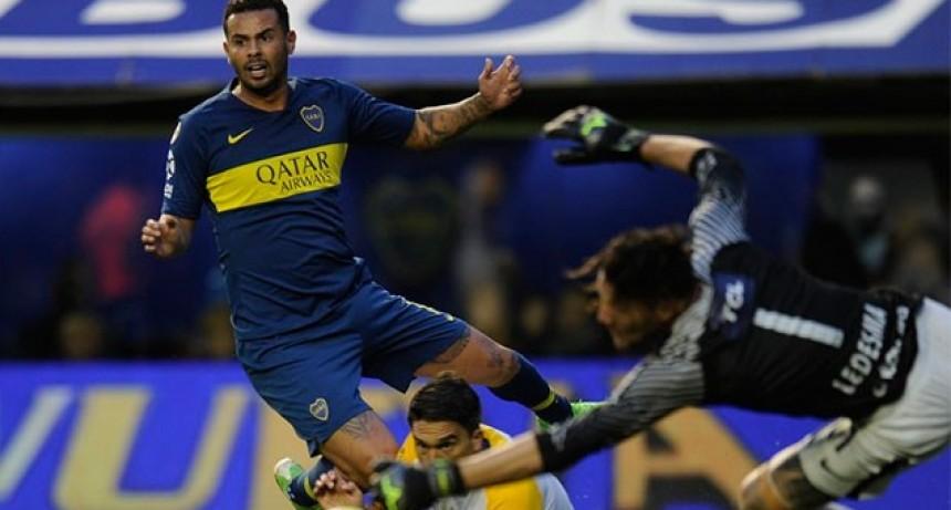 Superliga: Boca no pudo con Rosario Central y se alejó de la pelea
