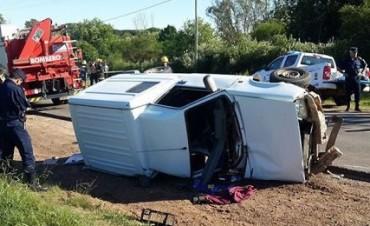 Fallece una persona en un impresionante accidente en Colón