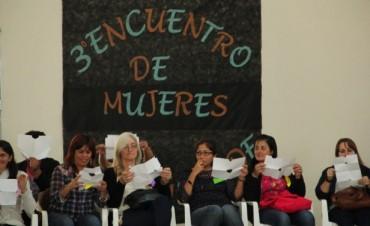 3º Encuentro de Mujeres Emprendedoras de la Red Comercial 127/12