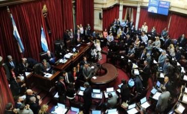 Media sanción en el Senado al nuevo Código Procesal Penal