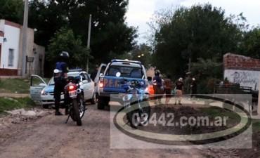 Disturbios con un muerto en un barrio de Concepción del Uruguay