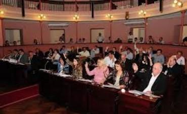 Diputados provinciales dio media sanción al  presupuesto 2016