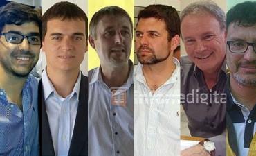 Intendentes electos esperan asumir con los municipios ordenados