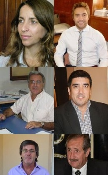 Gustavo Bordet dio a conocer su Gabinete