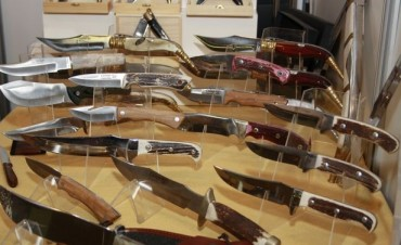 Federal fue declarada capital de la cuchillería artesanal entrerriana
