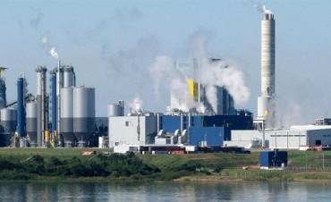 Papelera: monitoreo conjunto reveló que la ex-Botnia contaminó el Río Uruguay