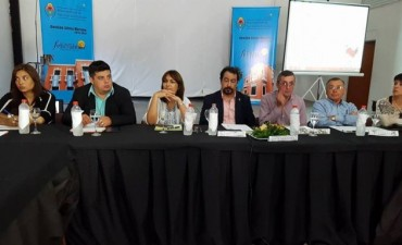 Federal participo del 2 Encuentro del Polo  Educativo Preventivo del Norte  Entrerriano en Feliciano