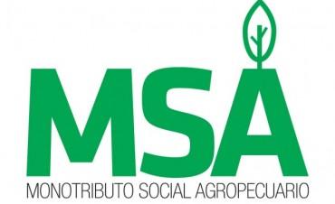 C.Bernardi : Ya se puede  gestionar el Monostributo Social Agropecuario