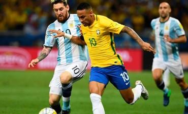 Argentina fue goleada por Brasil en Belo Horizonte y complicó aún más sus chances mundialistas