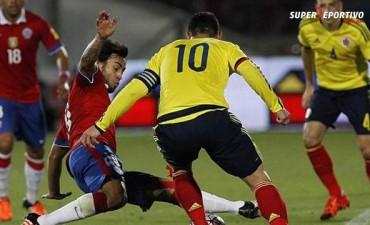 Colombia y Chile igualaron sin goles en Barranquilla