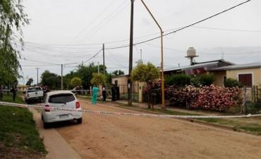 Sujeto asesinó a su esposa con un machete y el menor de los hijos fue testigo