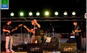 El Municipio auspicio el Festival de Bandas