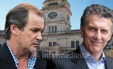 Por ahora, Bordet no tiene ayuda de Macri para pagar el bono