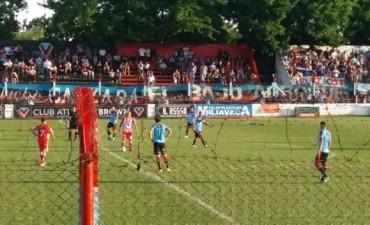 Sobre el final, Atlético Paraná cayó ante Brown de Adrogué