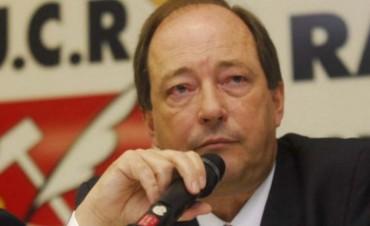 Causa efedrina: citaron al dirigente radical Ernesto Sanz