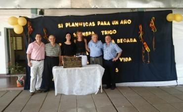 Colonia Santa Lucia de festejos.