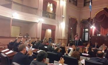 Diputados aprobaron por unanimidad el proyecto de presupuesto provincial
