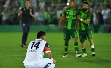 San Lorenzo no pudo llegar al gol y quedo eliminado