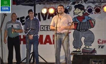 Balance del Viaje a España del Intendente Chapino