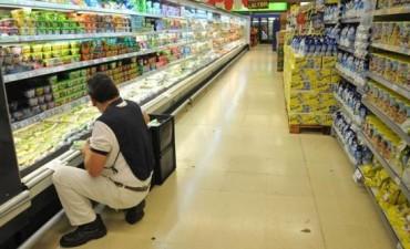 En las góndolas faltan más del 7% de los productos que se ofrecen