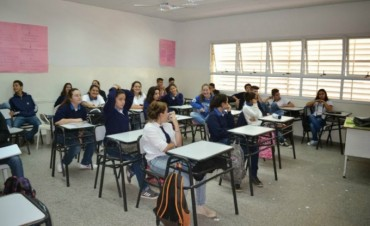 Terminan las clases en Entre Ríos