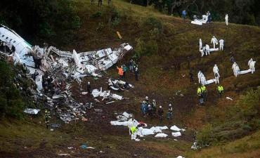 Las causas que habrían desencadenado la tragedia con el avión de Chapecoense