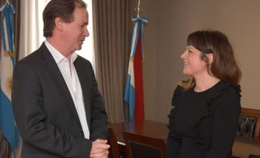 Bordet fusionó Turismo y Cultura y designó secretaria a Carolina Gaillard