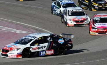 Súper TC2000: Werner se llevó una carrera clave en San Juan en busca del título