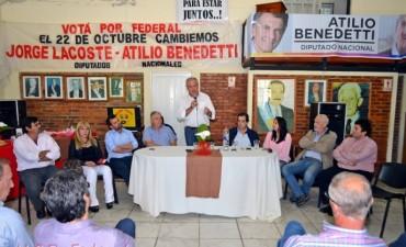 A. Benedetti