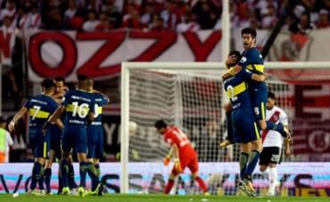 Superliga: Así quedaron las posiciones después del triunfo de Boca sobre River