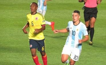 Buen arranque de la Selección Argentina Sub 15 en el Sudamericano