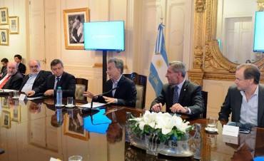 Bordet valoró en forma positiva el encuentro de Macri con Gobernadores