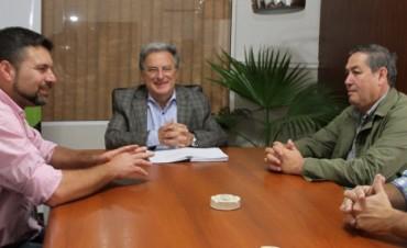 Ultiman detalles para poder iniciar la sistematización de Cañada Los Tigres de Federal