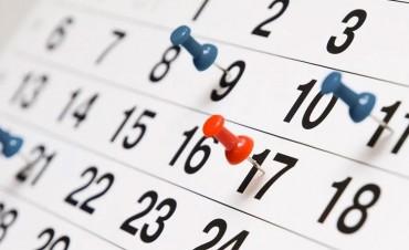 El gobierno definió qué días serán feriados puente en 2018 y 2019