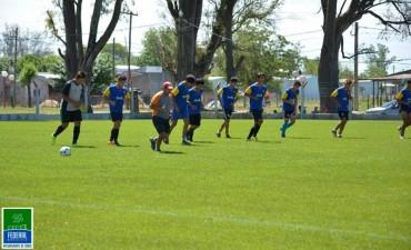Independiente de Avellaneda realizo prueba de juveniles en Federal.