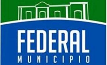 Lunes 13 día no laborable para el municipio de Federal.