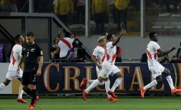 Perú venció a Nueva Zelanda y volverá a jugar un Mundial luego de 36 años