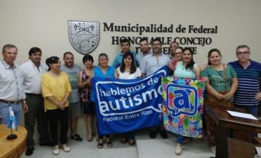 Las jornadas de capacitación de autismo y educación inclusiva se declaró de interés municipal y cultural.