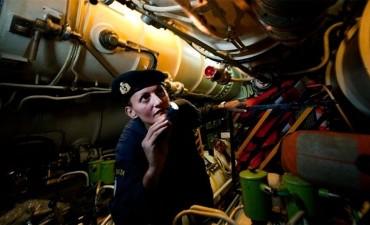La primera submarinista de Sudamérica es parte de la tripulación del ARA SanJuan