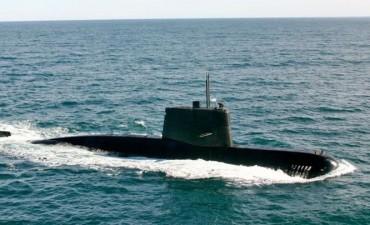 Detectaron siete llamadas satelitales compatibles con el submarino ARA