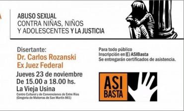 Jornada con el Dr. Carlos Rozansky