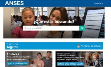 ANSES renovó su sitio web para hacer los trámites más accesibles
